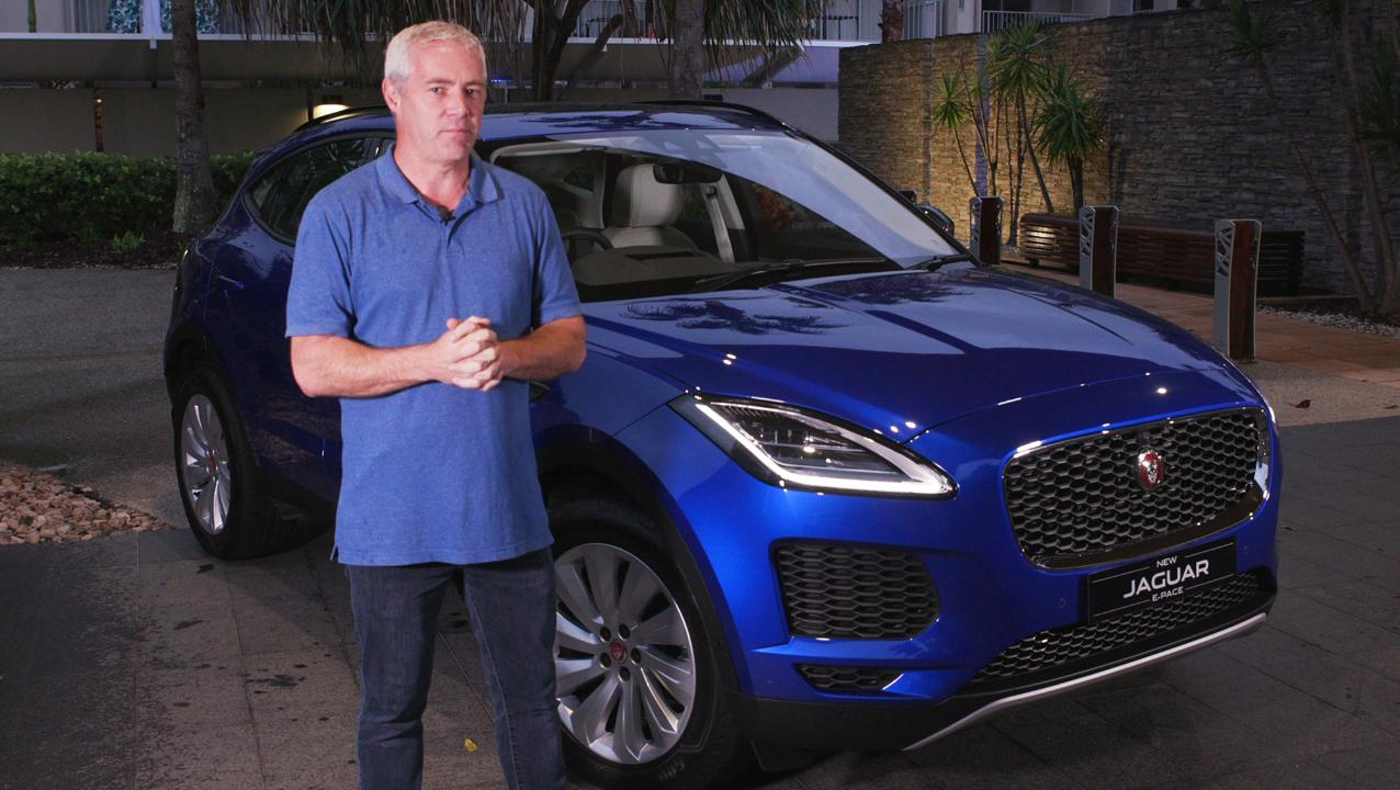 Cars With Those Spiffy Snow Hats As >> Jaguar E Pace 2018 Review British Brand S First Baby Suv Carsguide