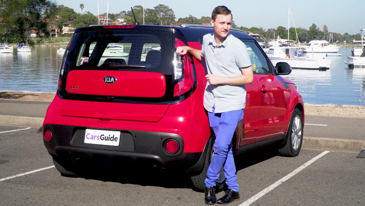 Kia Soul: Installing a child restraint on a front passenger's seat is forbidden