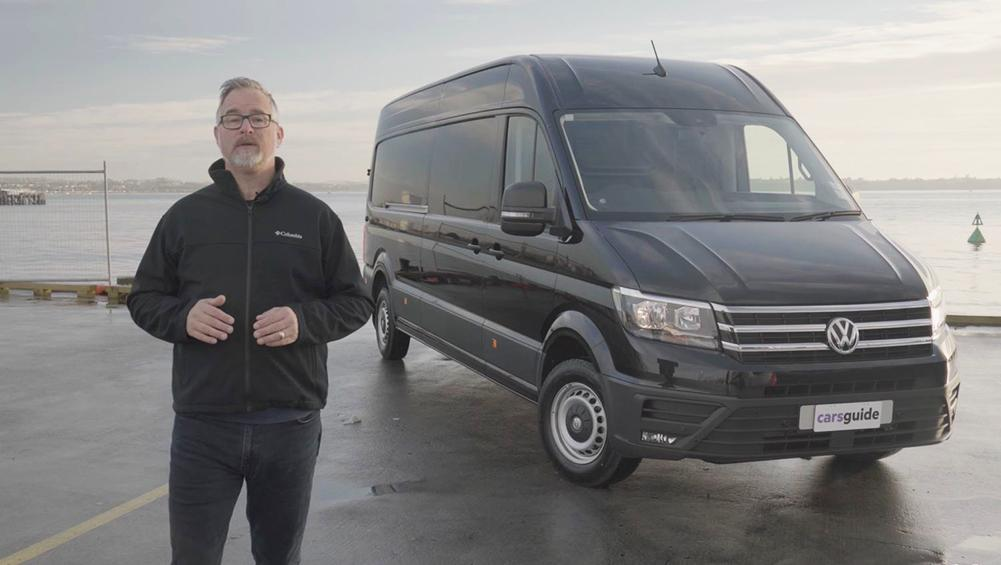 ae4152ecc3 Volkswagen Crafter 2018 review