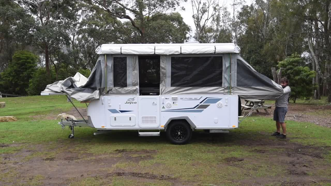 Top 5 camper-trailer problems - and how to fix them   CarsGuide