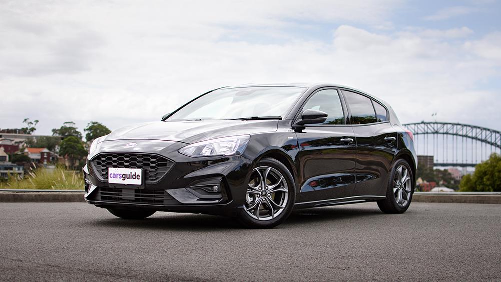 Ford Focus St Line Hatch 2019 Review Carsguide