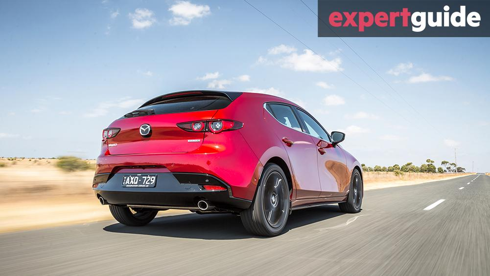 Mazda 3 GT 2019 review: snapshot | CarsGuide