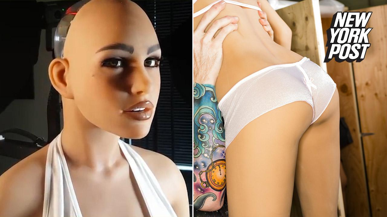 sex robot makers claim lonely customers are marrying their dolls