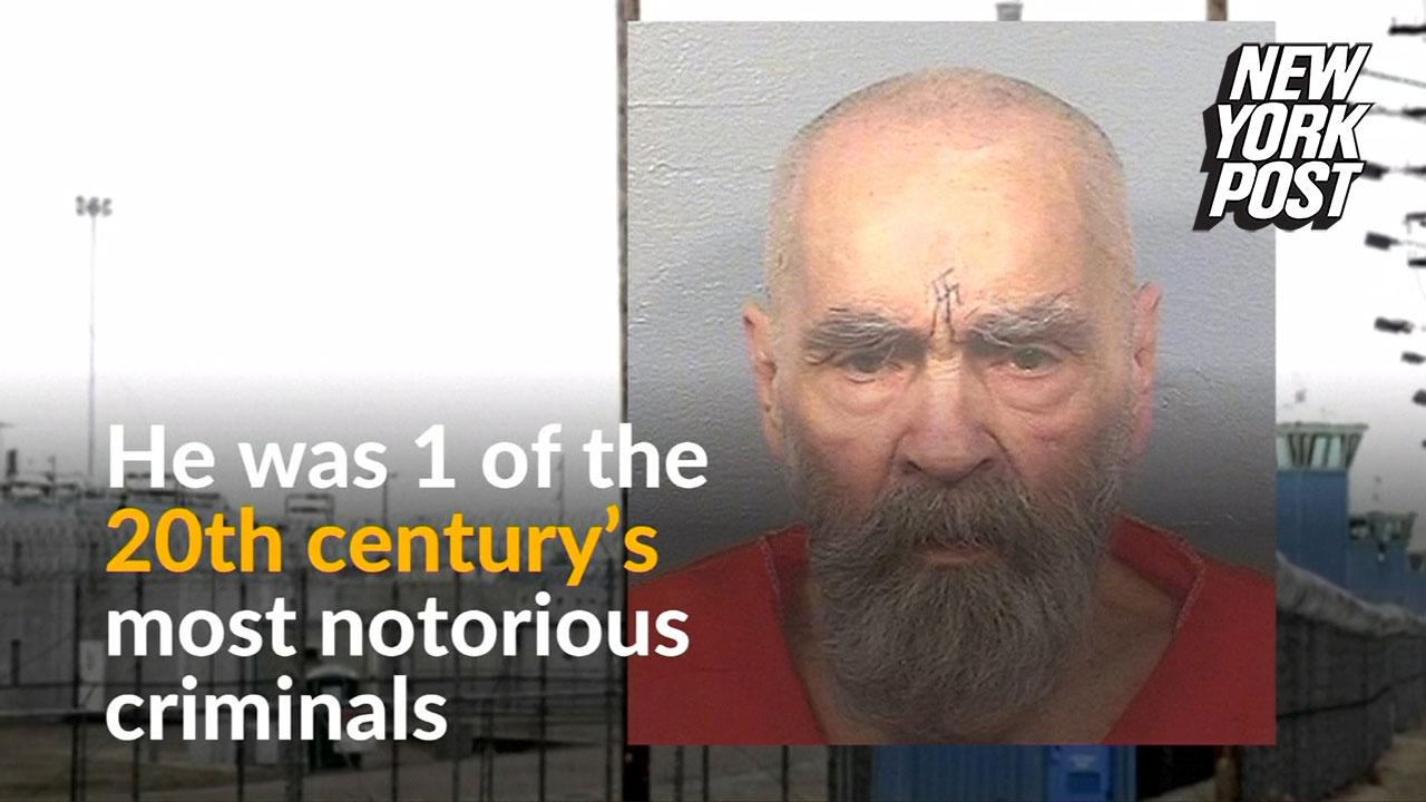 Candy Manson Sex And Submission Amazing charles manson is rotting in hell | new york post