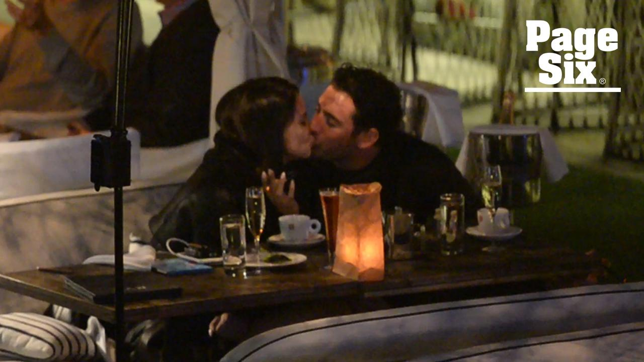 Matt Harvey Caught Kissing Adriana Lima
