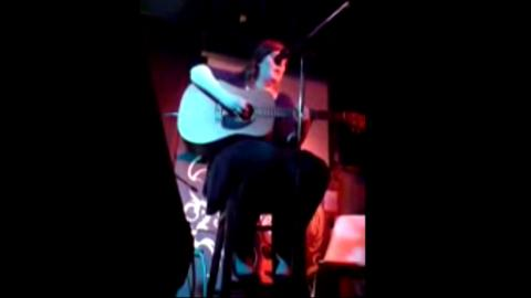 Rare footage shows the day Adele played to 60 people at a Cardiff bar
