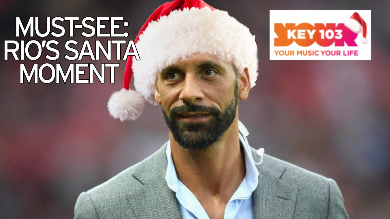 Rio Ferdinand's £500k donation will give Christmas presents to ...