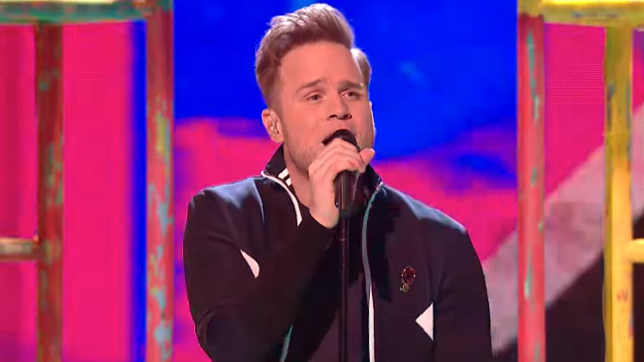 Olly murs black t shirt x factor - Share This Video