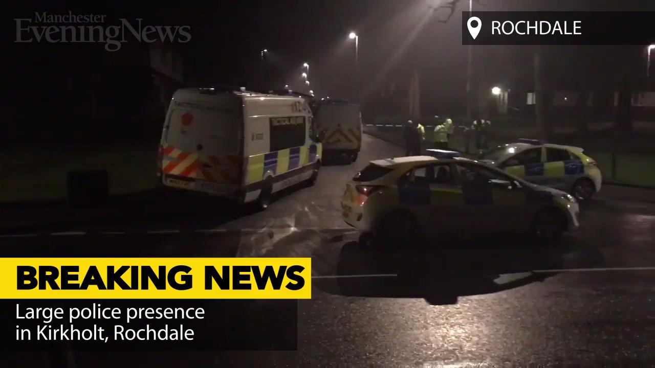 live updates: heavy police presence at incident on hill top drive in