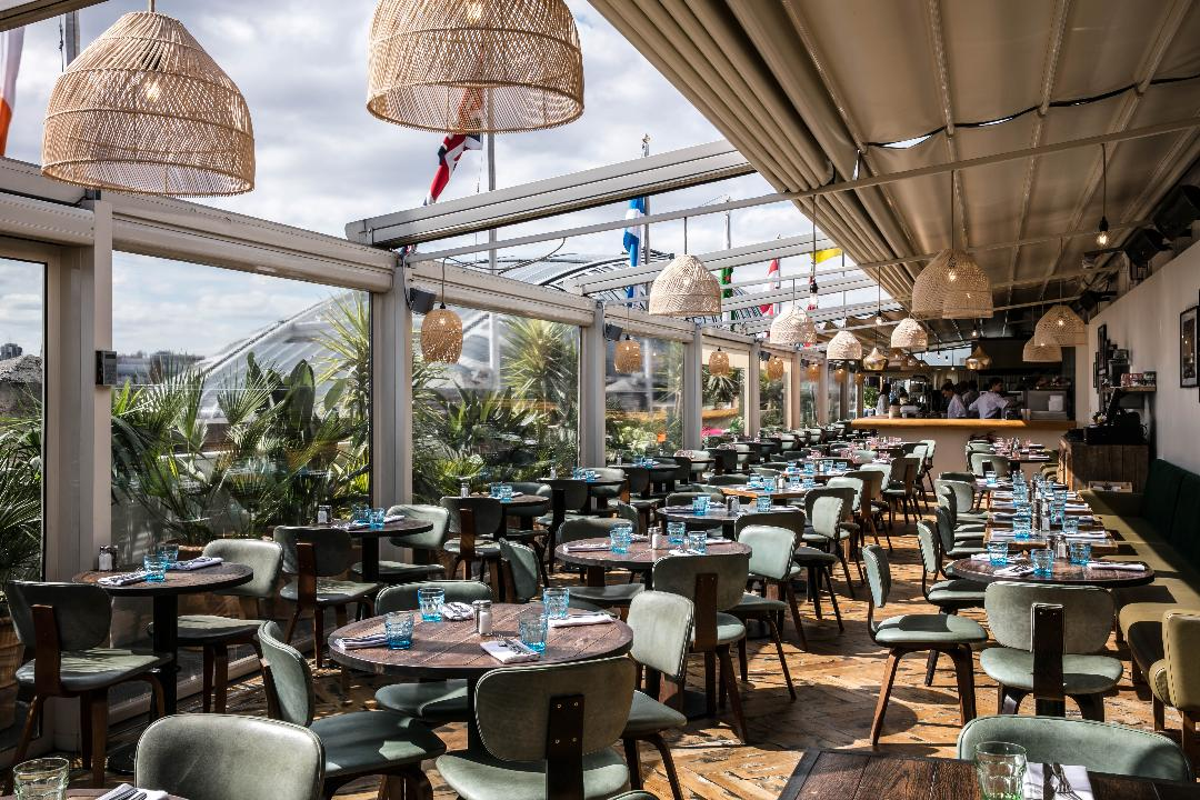 Selfridges Rooftop Restaurant And Bar First Look At