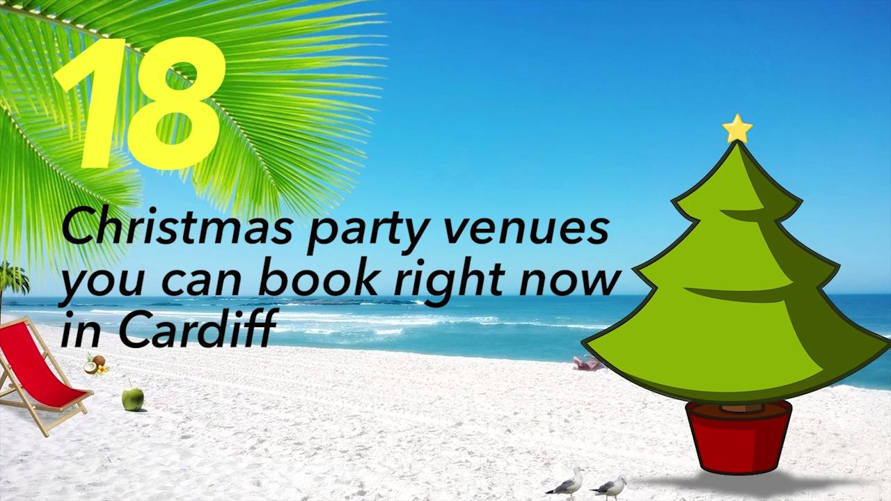 18 Christmas party venues you can book right now in Cardiff - Wales ...