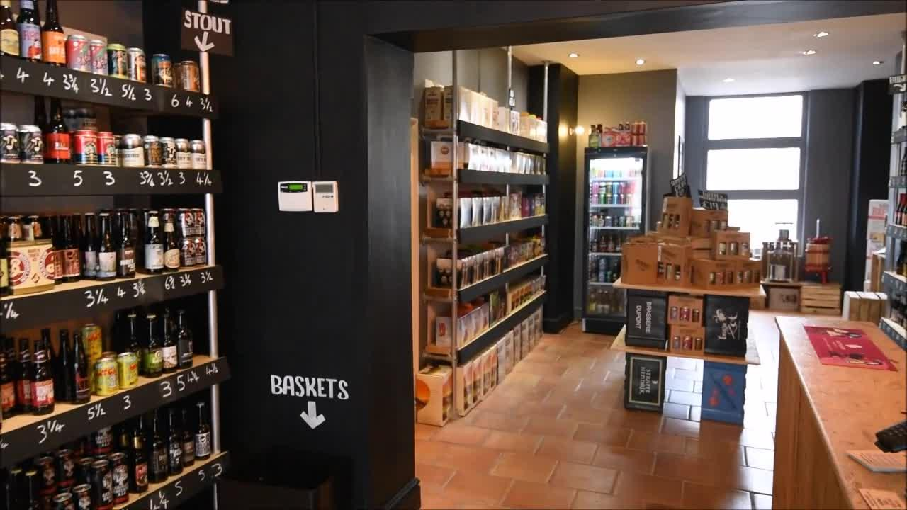 These are the best new shops which opened in bath this for Best online craft beer store