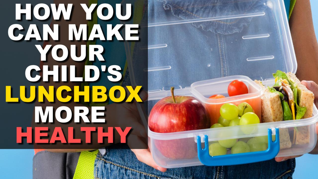 Mum Fuming After School Sends Home Childs Unhealthy Lunchbox