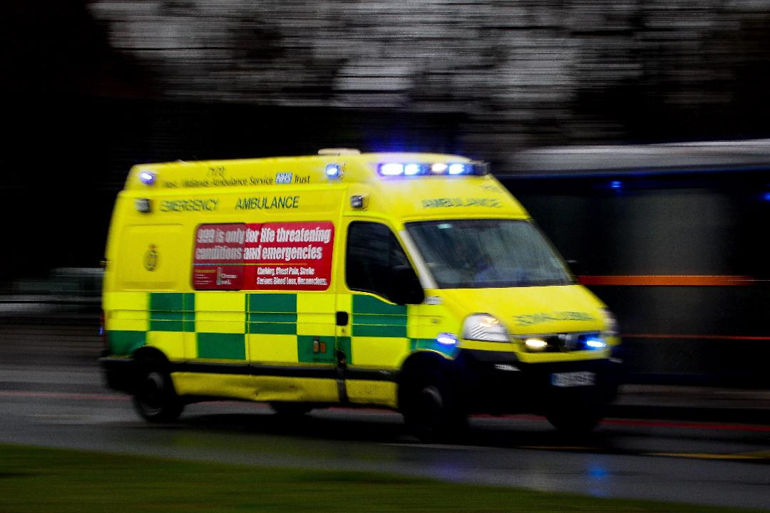 Man suffers multiple injuries after he's hit by car
