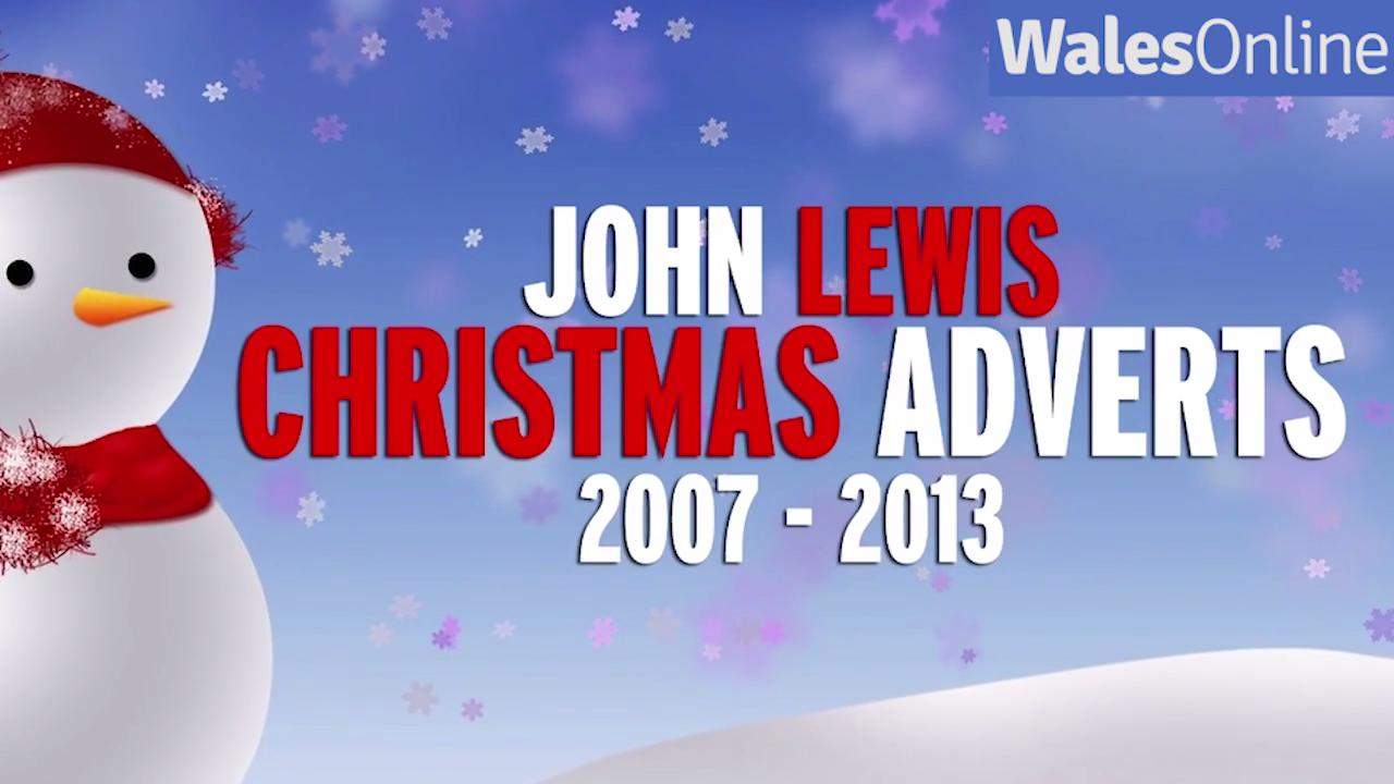 All the John Lewis Christmas adverts which have made us smile and ...