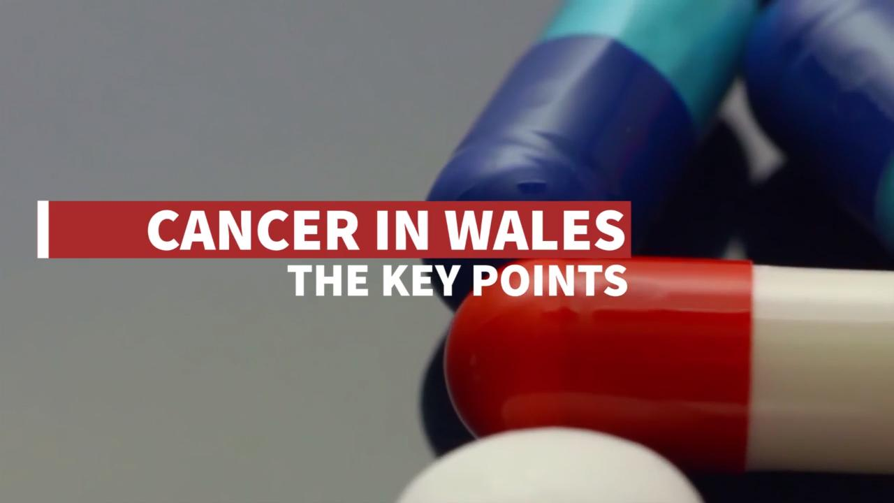 Cancer in Wales : The key points