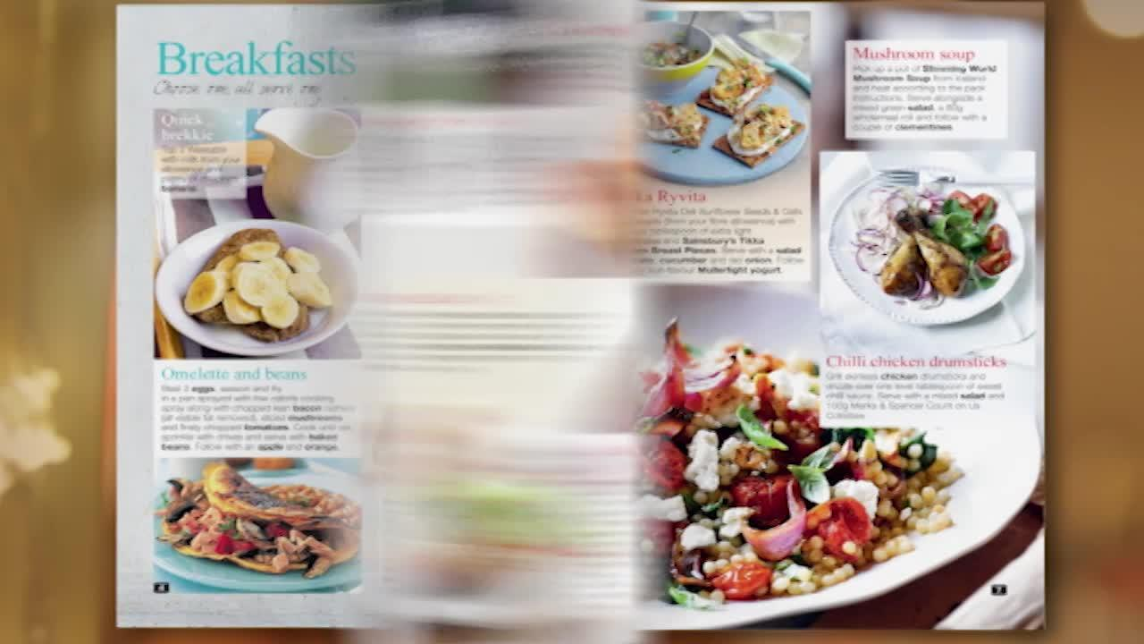 Slimming World January 2018 Promo Video