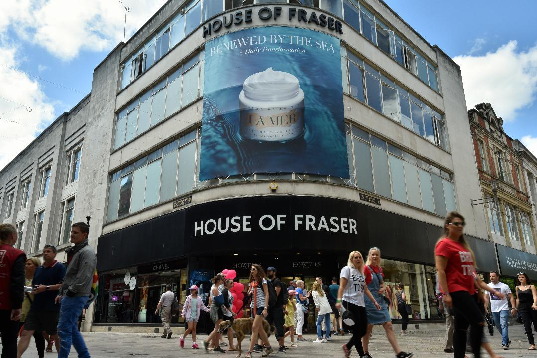 Three Hotel Groups Interested In Turning Cardiffs House Of Fraser