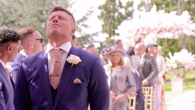 Olivia Buckland And Alex Bowen S Boozed Up Wedding Snaps Show What Really Went Down At Raucous Reception Mirror Online