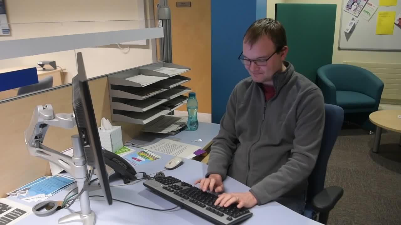 The work Swansea's job centre is doing with people who are homeless