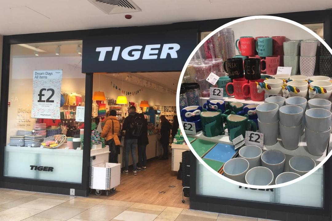Tiger reduces all its products