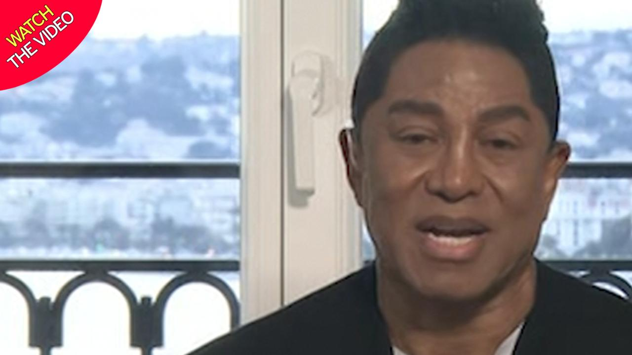 pretty cool where to buy popular brand Tearful Jermaine Jackson claims documentary star has tried to gain BILLIONS  from Jackson estate