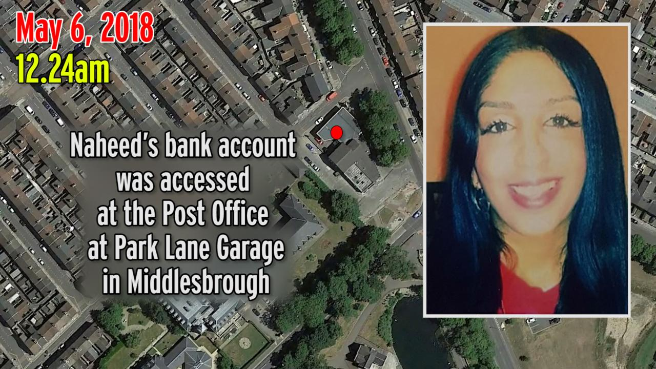 'Crucial' information given in Naheed Khan murder probe could be of 'real significance'