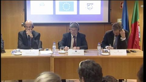 EC-ECB-IMF Troika Press Conference on Portugal