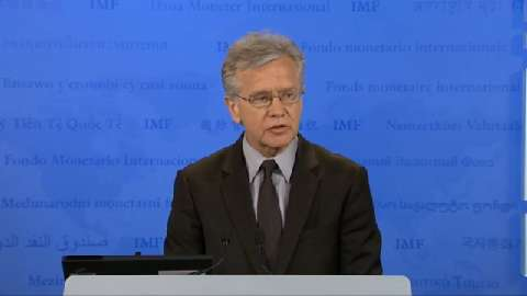Spanish: Press Briefing by Gerry Rice, Director, IMF Communications Department
