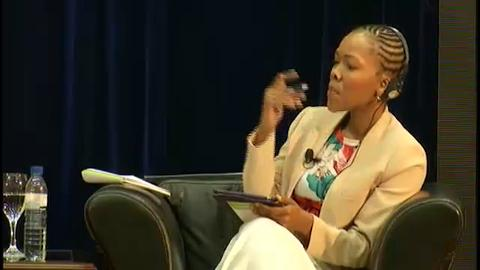 Portuguese: Concluding Roundtable: Next Steps and Joint Action, Africa Rising Conference, Mozambique