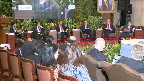 Session II: Future of Asia's Finance: Financing for Development 2015