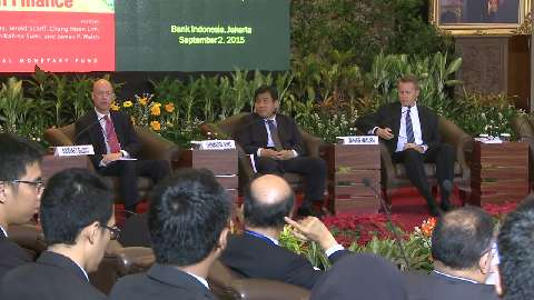 Book Launch: Future of Asia's Finance