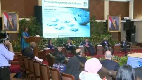 Session III:  Future of Asia's Finance: Financing for Development 2015