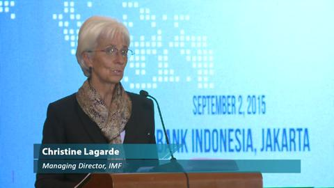 Session I Initial Remarks: Future of Asia's Finance: Financing for Development 2015
