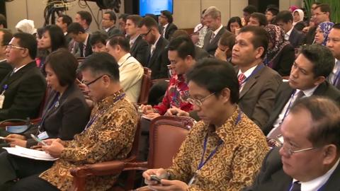 Session I: Future of Asia's Finance: Financing for Development 2015