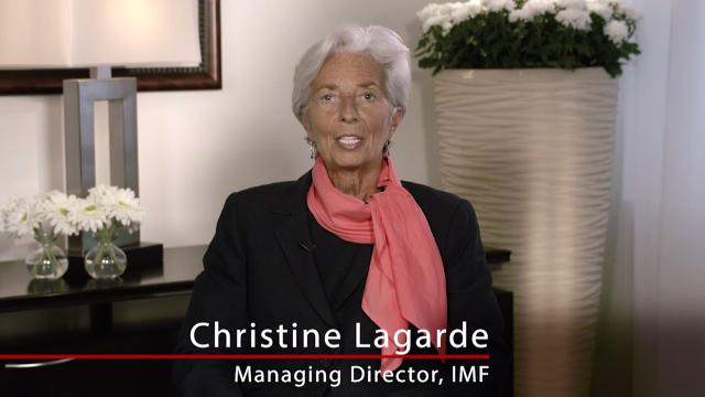 IMF Annual Report 2016 - Message from the Managing Director