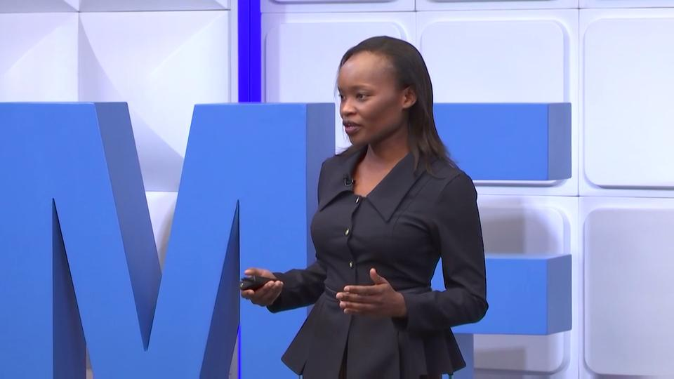New Economy Talks: African Youth—The Future to Transforming Africa's Innovation & Inclusive Growth—Hilda Moraa