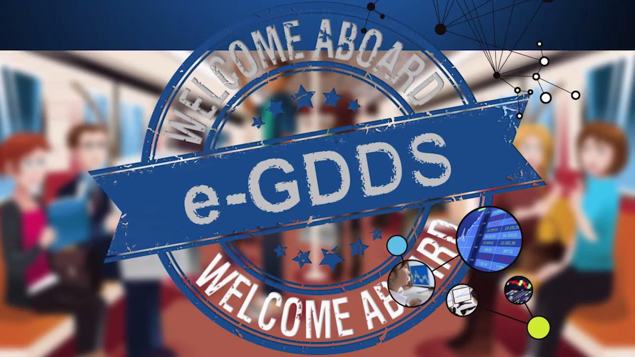 Welcome Aboard the IMF's General Data Dissemination System