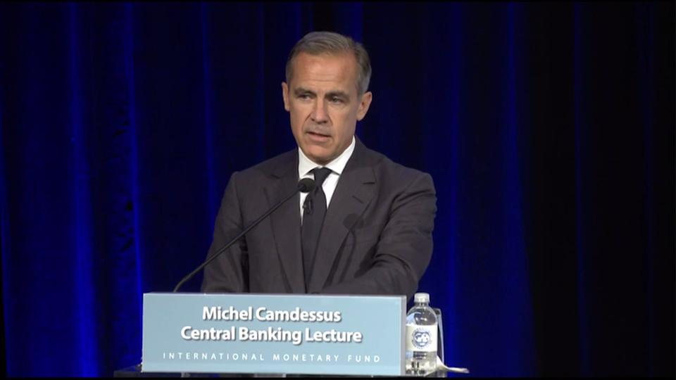 2017 Michel Camdessus Lecture on Central Banking