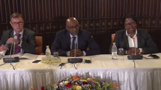 Press Conference: Sub-Saharan Africa Regional Economic Outlook (October 2017)