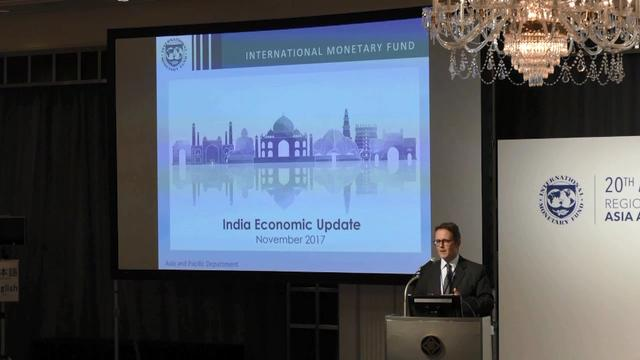 Seminar on Asia-Regional Economic Trends and Prospects: Session 3: India