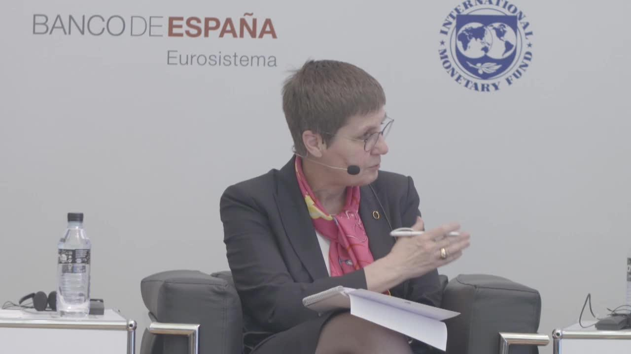 Spain: From Recovery to Resilience – Panel discussion: Completing the Banking Union