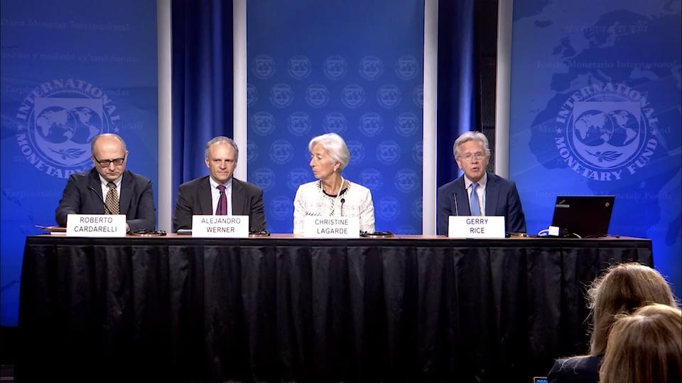 Press Conference - Argentina Request for Stand-By Arrangement