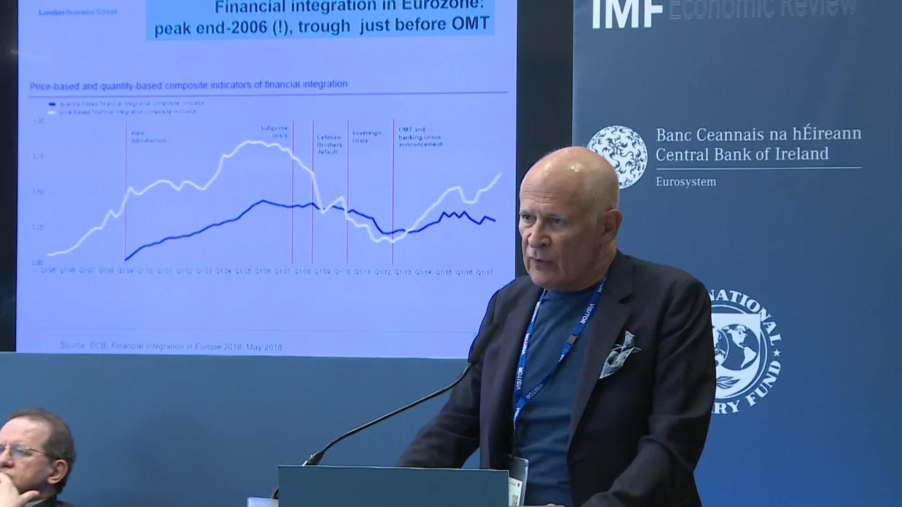 Euro at 20 Conference: Policy Panel: Experiences with Economic and Financial Integration