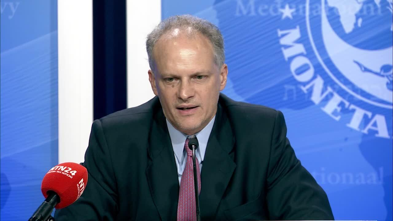 Spanish: Press Briefing: Regional Economic Outlook Update for Latin America & the Caribbean