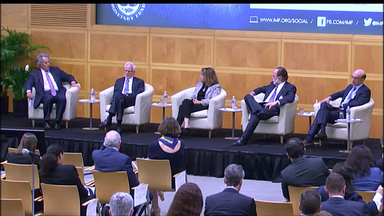 Sovereign Debt: A Guide for Economists and Practitioners: Panel Discussion: Challenges Ahead