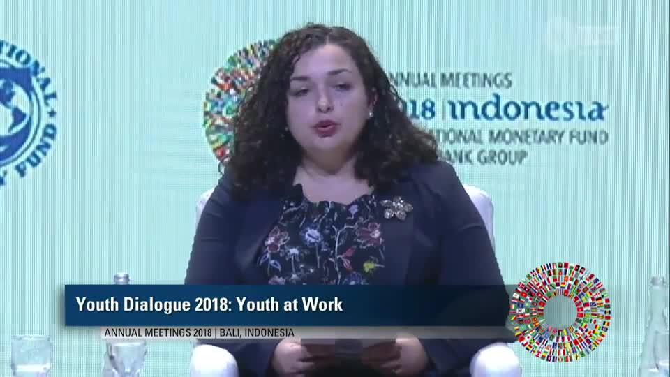 Youth Dialogue 2018: Youth at Work