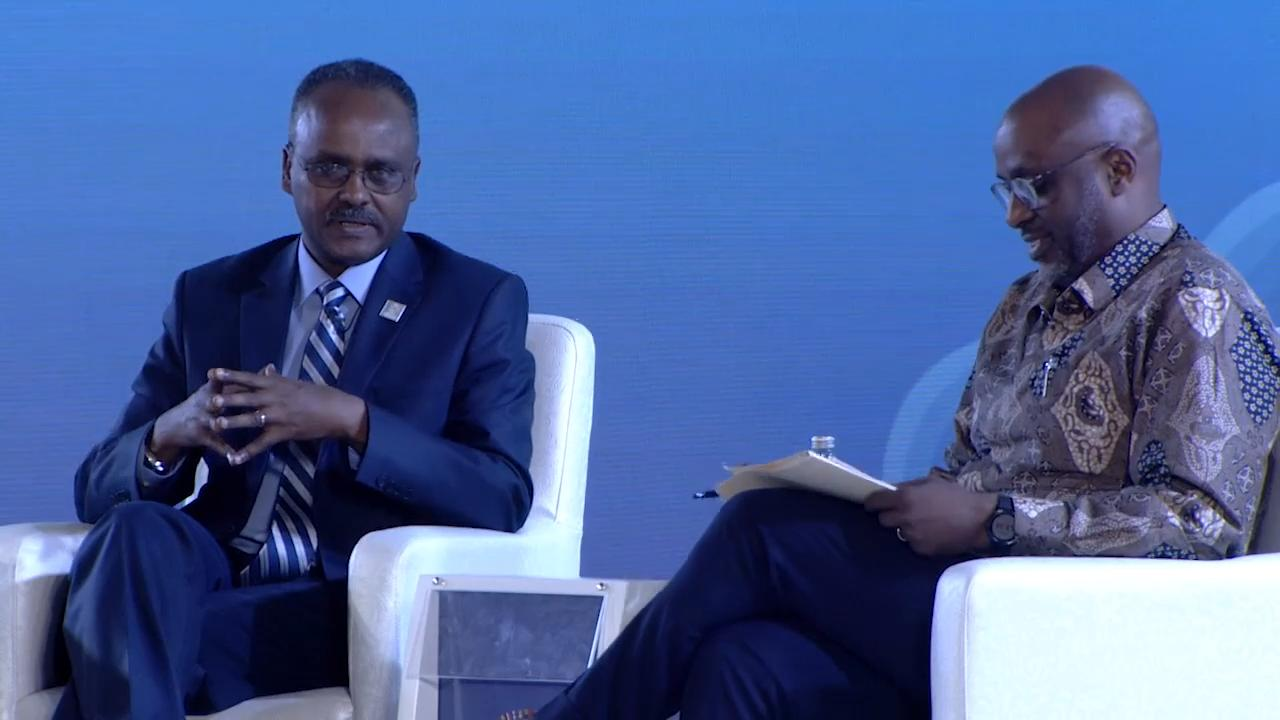 Governor Talks: Ethiopia: Financing Economic Development