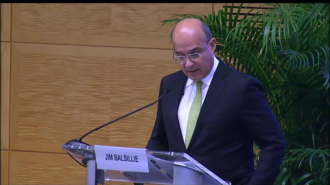 The Sixth IMF Statistical Forum: Keynote Speech byJim Balsillie, Chair of the Centre for Internation