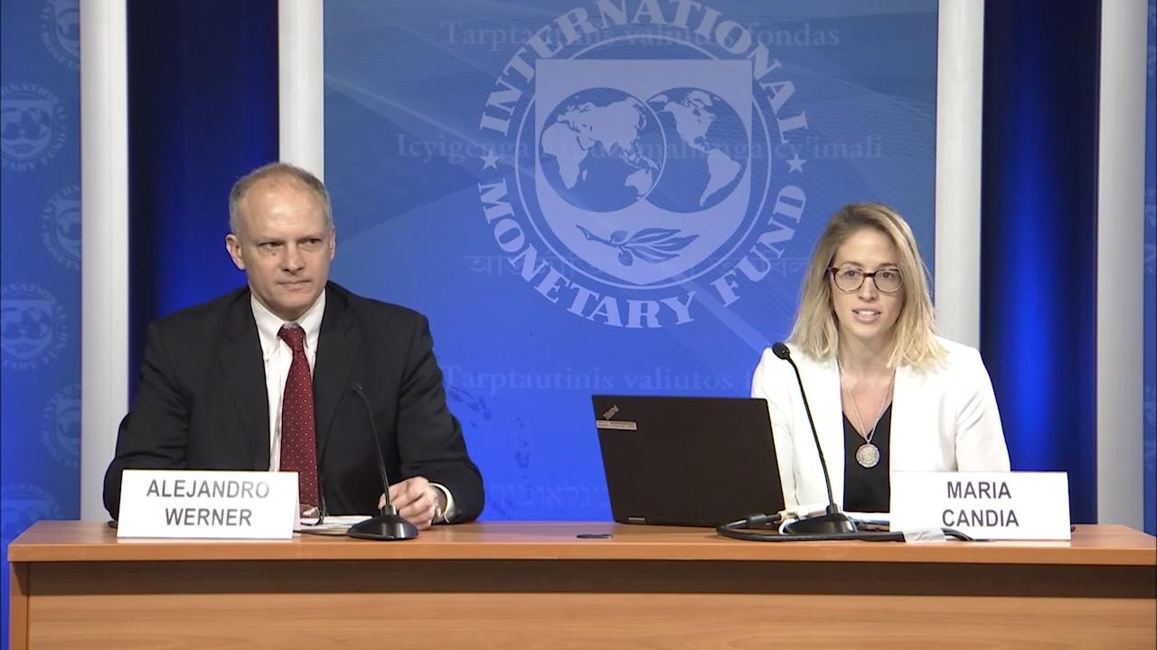 Press Briefing on the Regional Economic Outlook Update for Latin America and the Caribbean